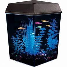koller products 2 5 gallon aquarium kit with led light and power filter ap25000ffp walmart com