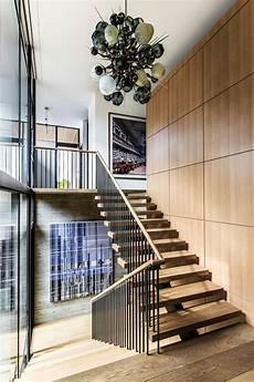 Holz Innen Aussen Treppe Le Modern Design