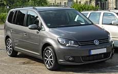 2014 Volkswagen Touran Ii Pictures Information And