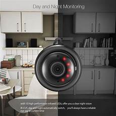 Bakeey Wireless Wifi Infrared Vision by New Bakeey 1080p Wifi Vision Two Way Audio Smart