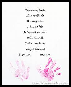 s day printable handprint poem 20557 baby footprint keepsake for s day s day or grandparents day free editable poem