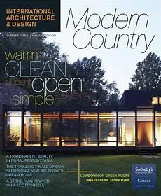 Modern Architecture Featured In International