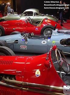 Rouen Les Afx Le Salon Retromobile 2016