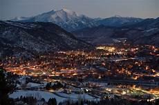 A Colorado Mountain Town For The Holidays