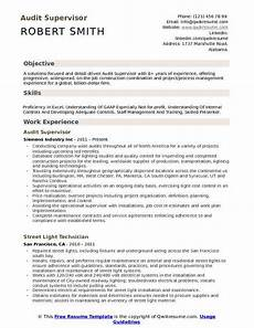 supervisor resume sles exles and tips