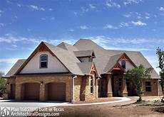 rugged craftsman dream home plan 16851wg architectural