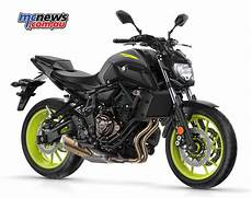 Yamaha Mt 07 Gets Sharp New Styling For 2018 Mcnews Au