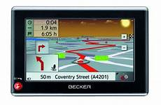 Becker Navi Software - becker traffic assist z 203 im test