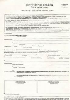 changement propriétaire véhicule image result for declaration de cession de vehicule