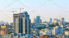 modern zoning in ukrainian kiev development ukraine photos panorama view of kiev