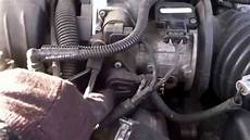 Chevy Lumina Throttle Positioning Sensor Replacement 1995