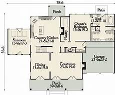 bhg house plans featured house plan bhg 3452