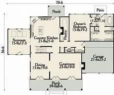bhg house plans featured house plan bhg 3452