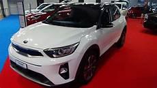 kia stonic 2019 2019 kia stonic 1 0 t gdi exterior and interior auto