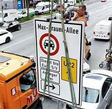 Diesel Fahrverbote In Hamburg Stehen Bevor Welt