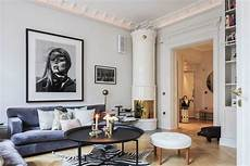 scandinavian parisian apartments in parisian flair in a swedish apartment decoholic