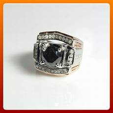 jual cincin perak berlian hitam sing keling berlian putih mess eropa di lapak hasan permata