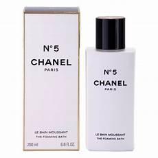 chanel no 5 bath product for 200 ml notino co uk