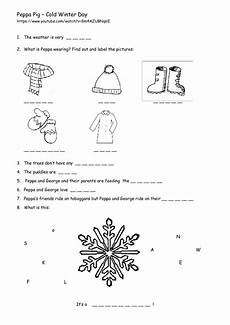 winter weather worksheets grade 14713 66 free january worksheets for your esl classes