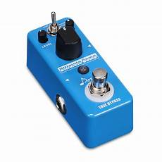 Donner New Compressor Pedal Ultimate Comp Guitar Effect