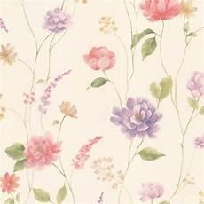 Stoff Mit Ausgefallenem Blumenmuster - brewster 56 4 sq ft hanne pink floral pattern wallpaper