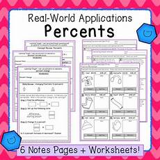geometry application worksheets 626 7 best percentages images on learning resources percents and teaching resources