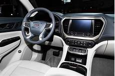 active cabin noise suppression 2008 gmc acadia head 2020 acadia interior adds space thanks to new digital shifter gm authority