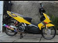Modifikasi Yamaha by Kumpulan Modifikasi Yamaha Nouvo Z Thailook Style