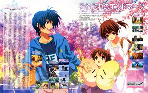 Clannad After Story Ushio