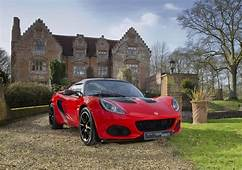 Lightweight Lotus Elise Sprint Packs Greater Acceleration