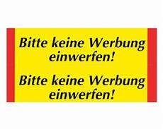 werbung aufkleber briefkasten 2x aufkleber bitte keine werbung einwerfen briefkasten ebay