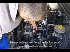 fuite pompe injection bosch
