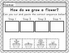 worksheets for sequencing in spring sequencing worksheets kids math worksheets kindergarten