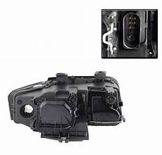 for 2002 2005 audi a4 s4 quattro b6 black projector headlights headl new pair ebay