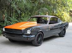 salvage title 1965 ford mustang fastback for sale