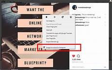 Cara Mudah Simpan Gambar Instagram Ikut Seo