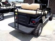 E Z Go Custom 6 Seater Golf Cart