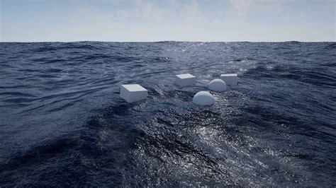 Unreal Engine Water Foam