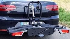 thule easyfold xt2 fahrrad hecktr 228 ger im test der