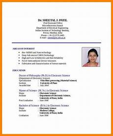 india sle resume format engineering resume templates resume template free