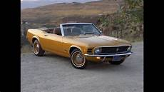 sleeper rare 1970 ford mustang convertible 351 4 speed