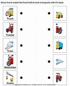 transportation worksheets preschool 15223 land transport worksheet13 školka předškol 225 ci a škola