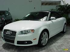 2007 ibis white audi s4 4 2 quattro cabriolet 32534632 gtcarlot com car color galleries
