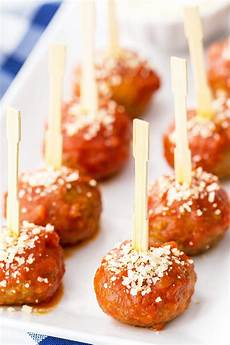 italian meatball appetizers slow cooker pizzazzerie