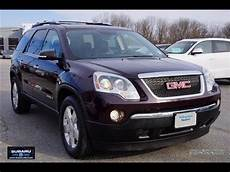 all car manuals free 2008 gmc acadia navigation system 2008 gmc acadia slt2 awd youtube