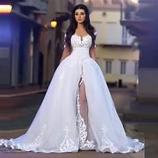 Unique Wedding Dresses aliexpress buy unique bridal dresses high side