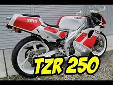 yamaha tzr 250 a maquina 250 2 tempos