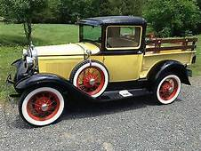 Ford  Model A Pick Up Body 1930 Pickup Truck
