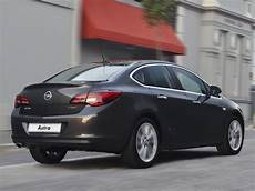 2013 Opel Astra J Sedan Pictures Information And Specs