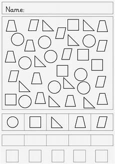 kinder malvorlagen geometrische formen kinder ausmalbilder